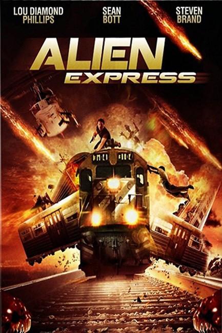 Alien Express (2005) poster