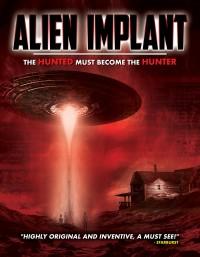 Alien Implant (2017) poster