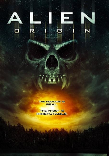 Alien Origin (2012) poster