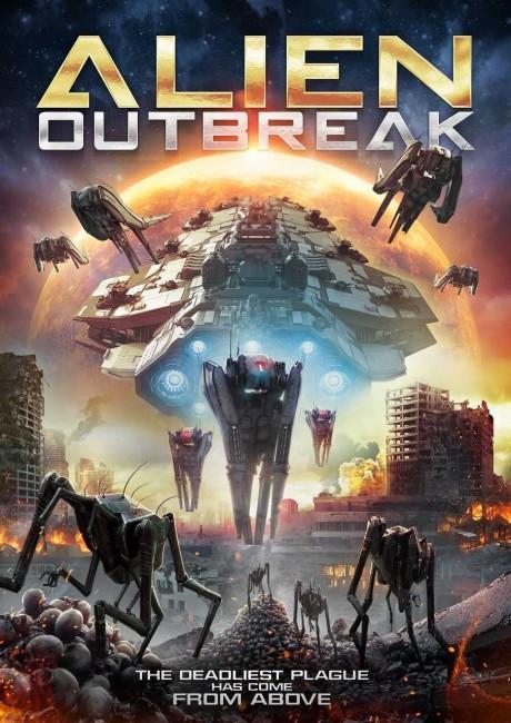 Alien Outbreak (2020) poster