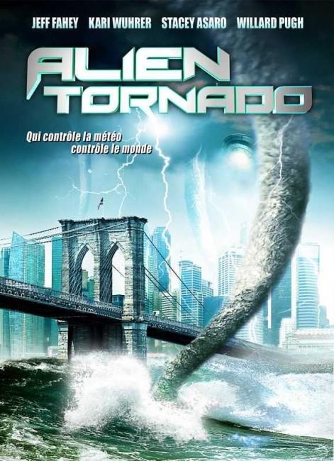 Alien Tornado (2012) poster