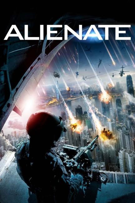 Alienate (2016) poster