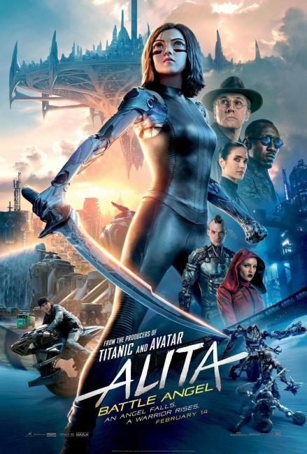 Alita: Battle Angel (2019) poster