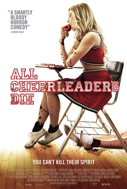 All Cheerleaders Die (2013) poster