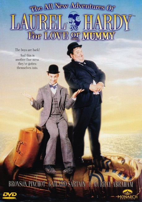 The All New Adventures of Laurel Hardy in For Love or Mummy (1999) poster