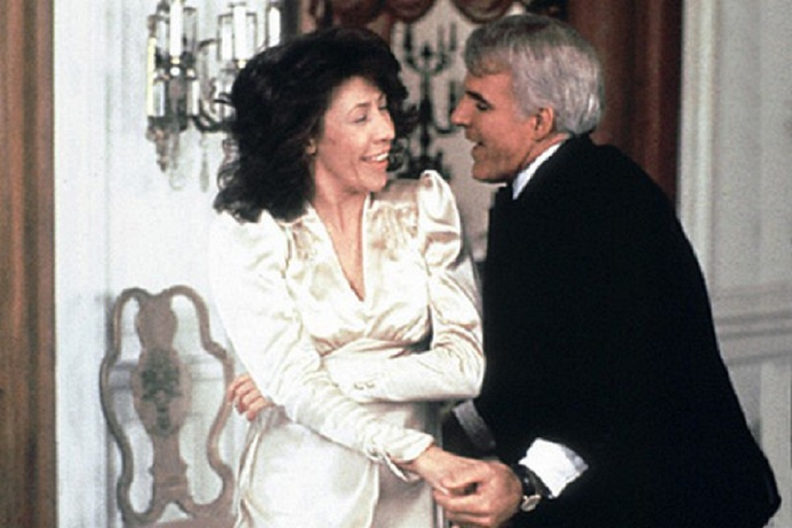 Steve Martin, Lily Tomlin in All of Me (1984)