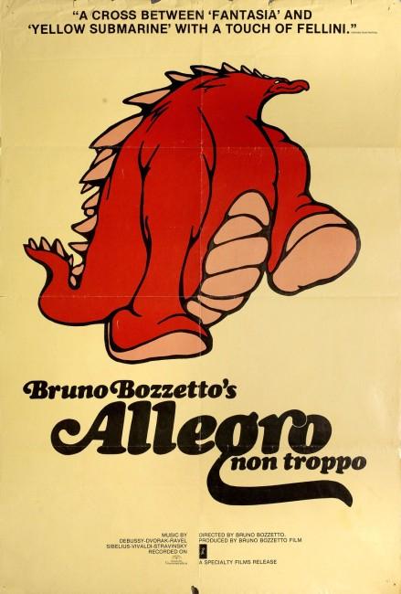 Allegro Non Troppo (1976) poster