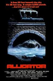 Alligator (1980) poster