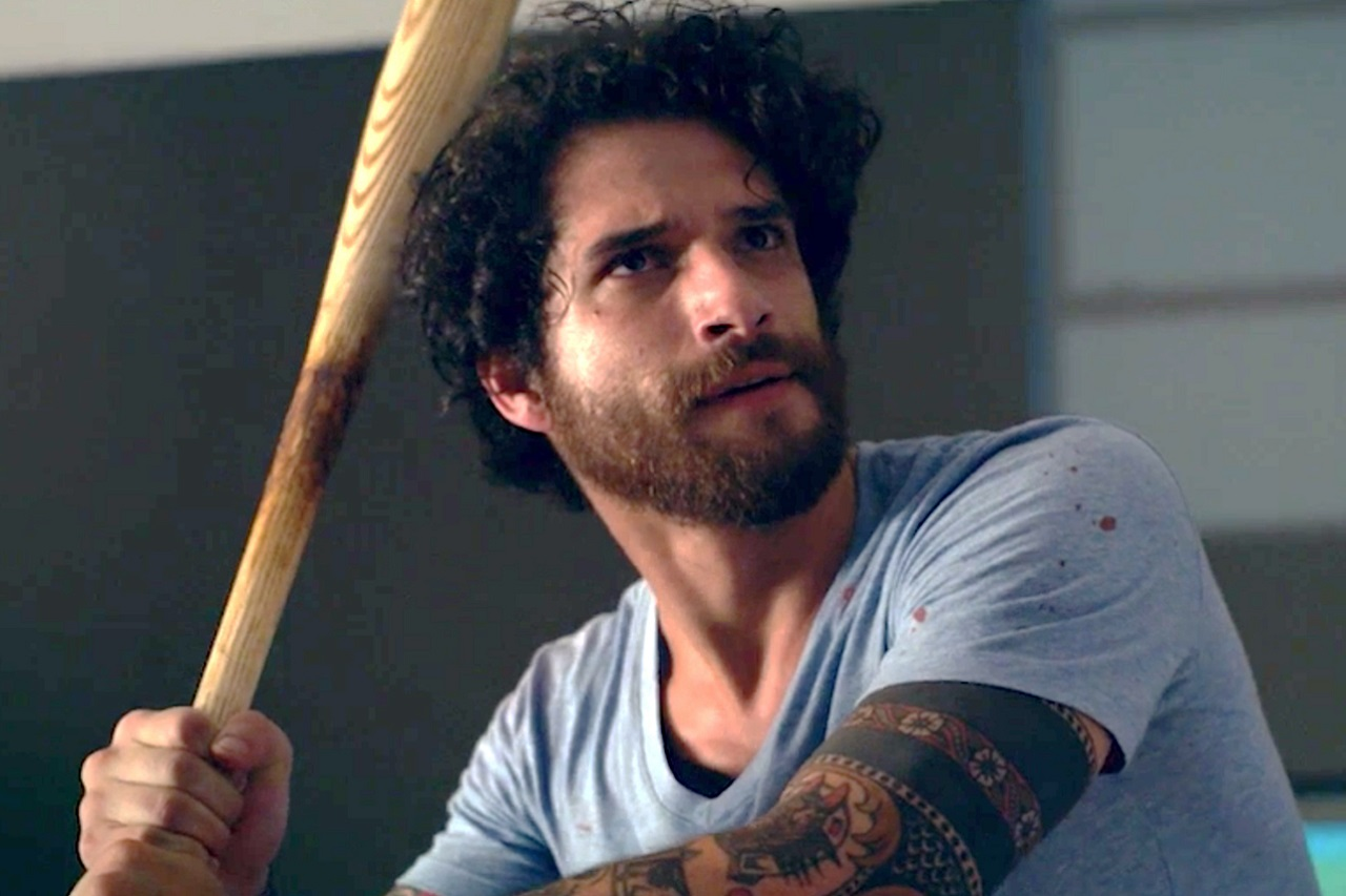 Tyler Posey takes on the zombie apocalypse in Alone (2020)