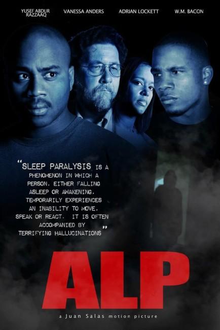 Alp (2016) poster