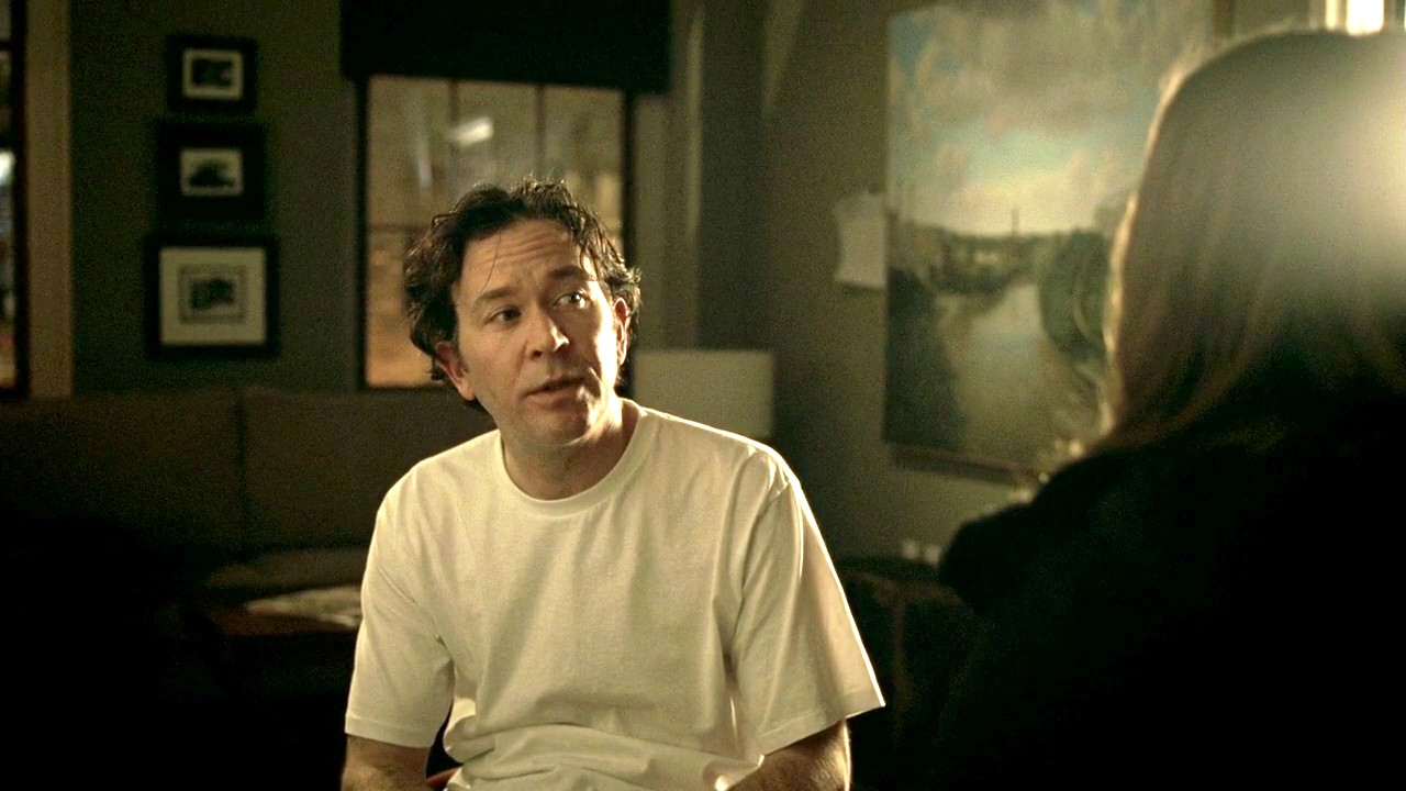 Serial killer Timothy Hutton in The Alphabet Killer (2008)