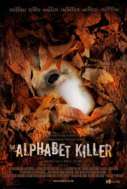 The Alphabet Killer (2008) poster