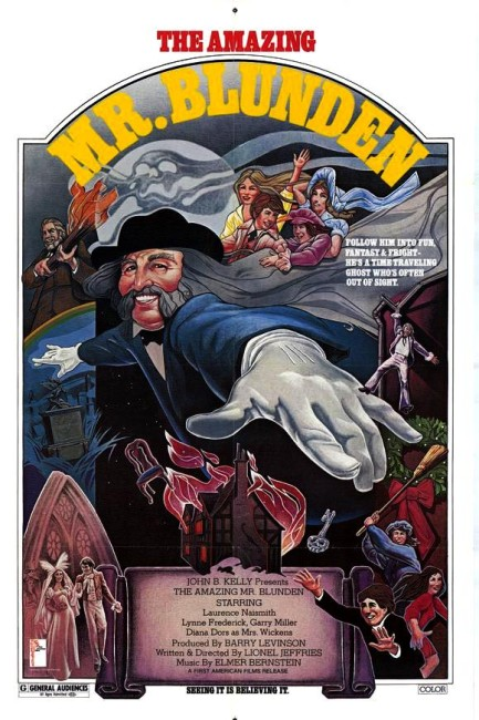 The Amazing Mr Blunden (1972) poster