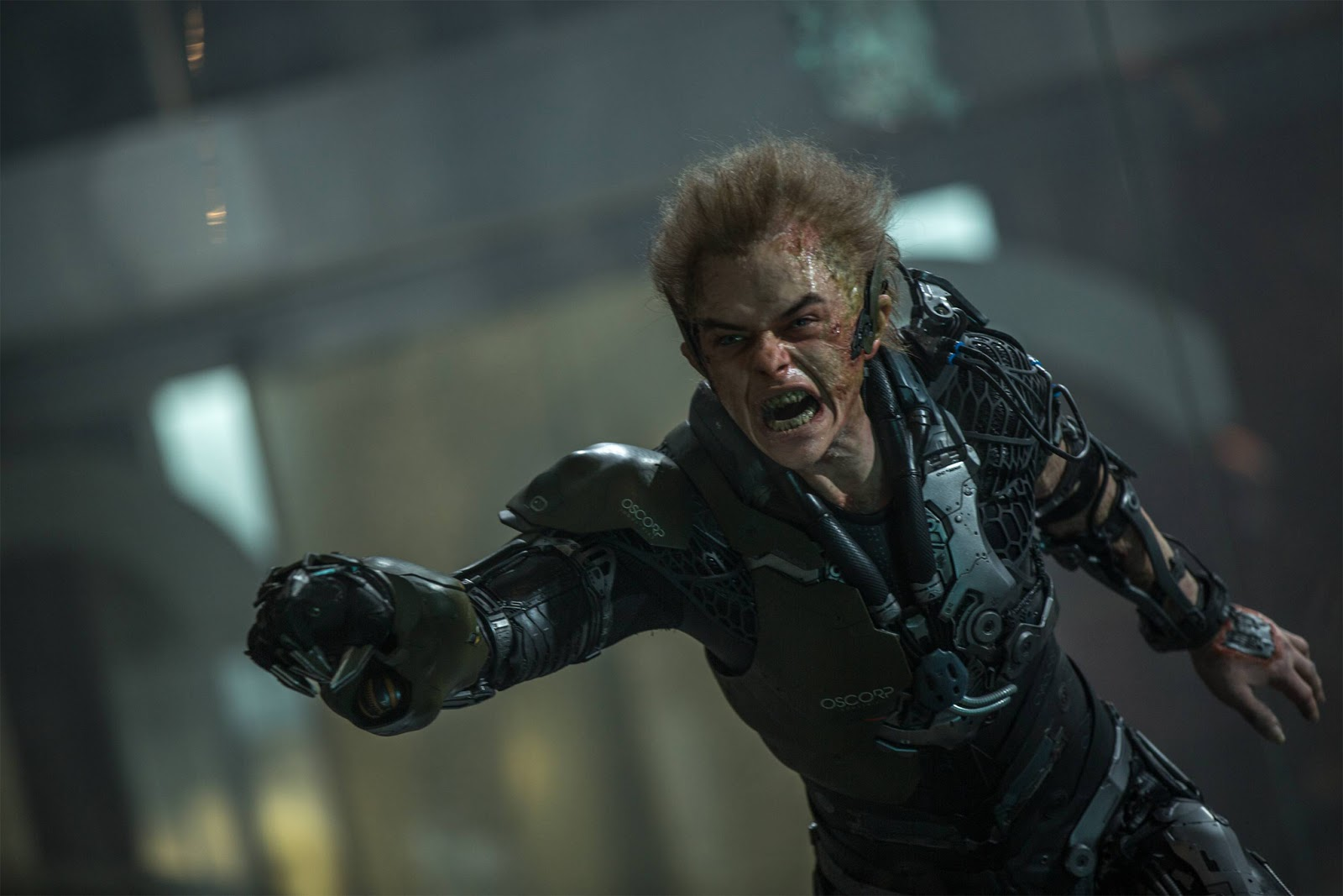 The Green Goblin (Dane DeHaan) in The Amazing Spider-Man 2 (2014)