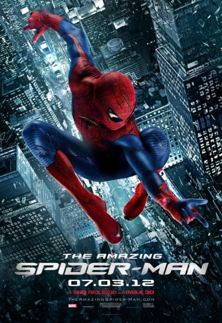 The Amazing Spider-Man (2012) poster