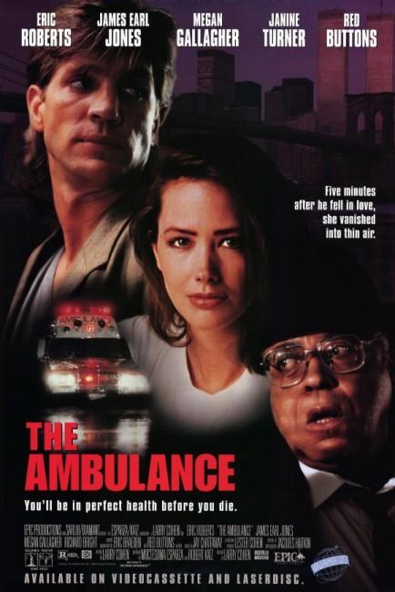 The Ambulance (1990) poster