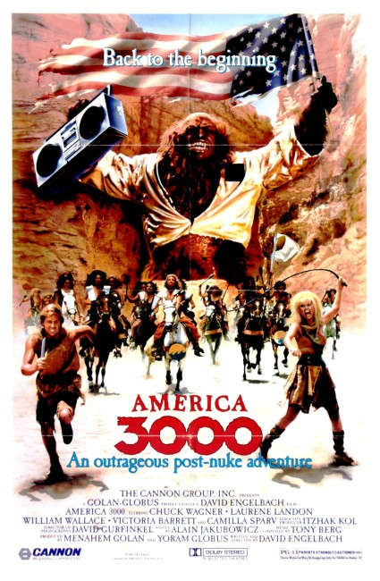 America 3000 (1986) poster