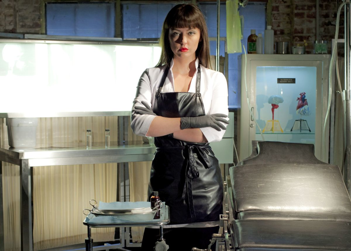Katharine Isabelle in American Mary (2012)