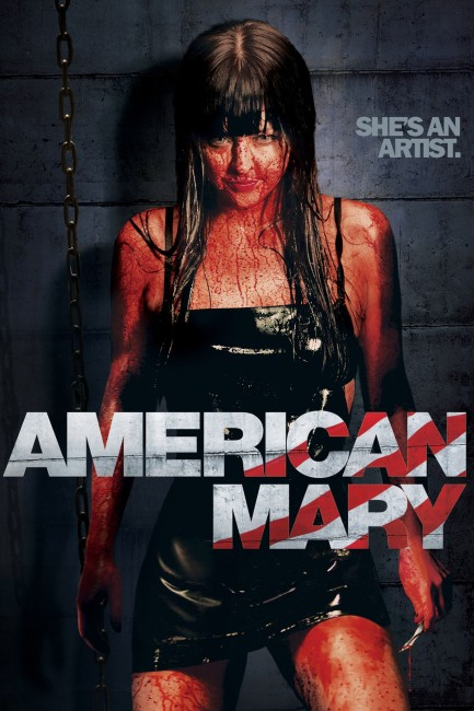 American Mary (2012) poster
