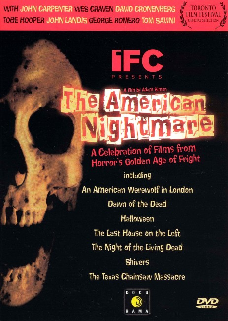 The American Nightmare (2000) poster