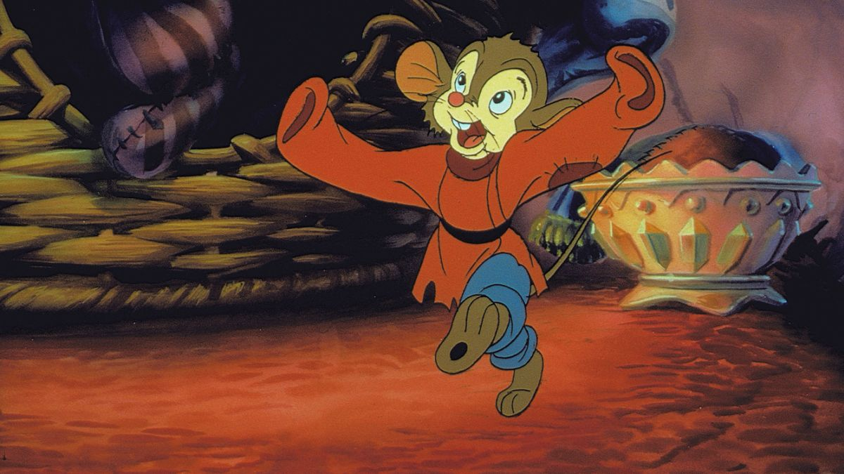 Young Fievel Mousekewitz (voiced by Philip Glasser) in An American Tail (1986)