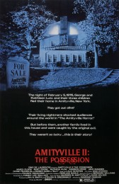 Amityville II The Possession (1982) poster