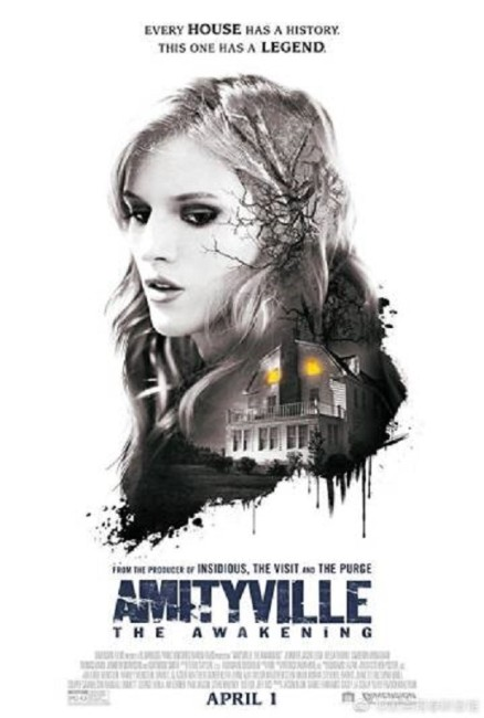 Amityville: The Awakening (2017) poster