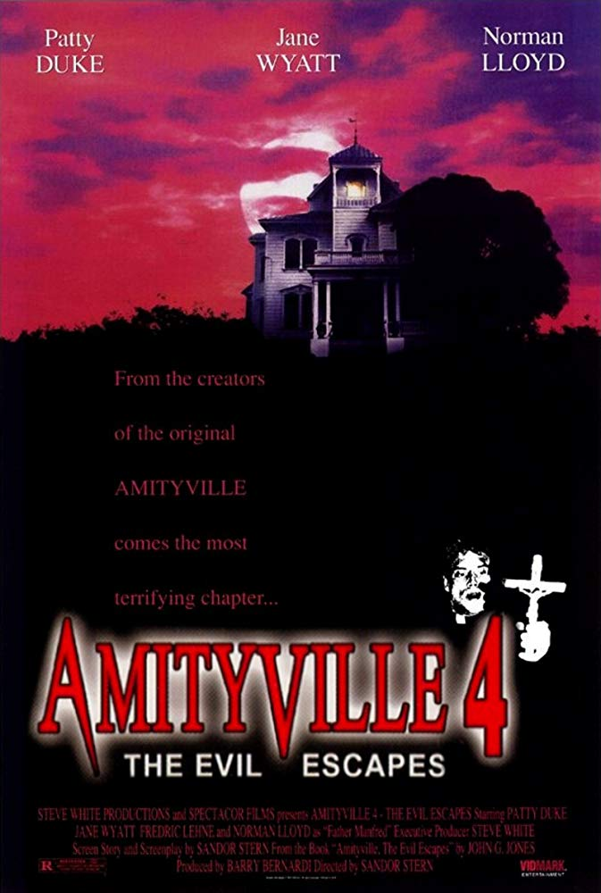 Amityville: The Evil Escapes (1989) poster