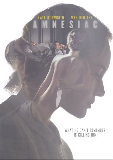 Amnesiac (2014) poster