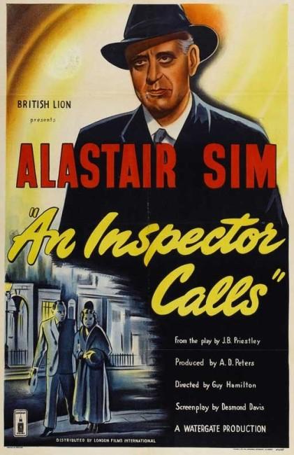 An Inspector Calls (1954) poster