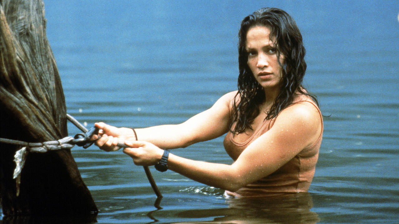 Anaconda (1997) - Jennifer Lopez in one of her first major starring roles
