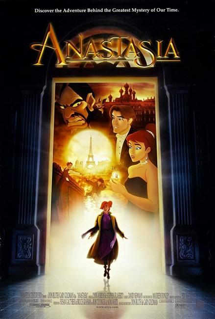 Anastasia (1997) poster