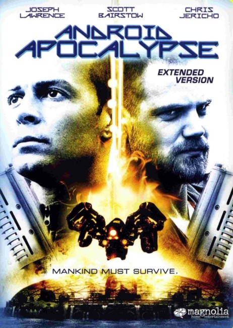 Android Apocalypse (2006) poster