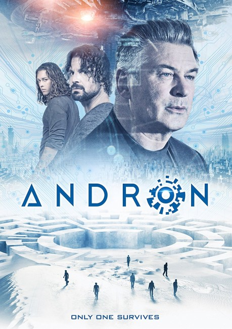 Andron (2015) poster