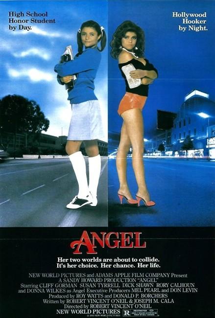 Angel (1984) poster