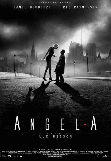 Angel-A (2005) poster