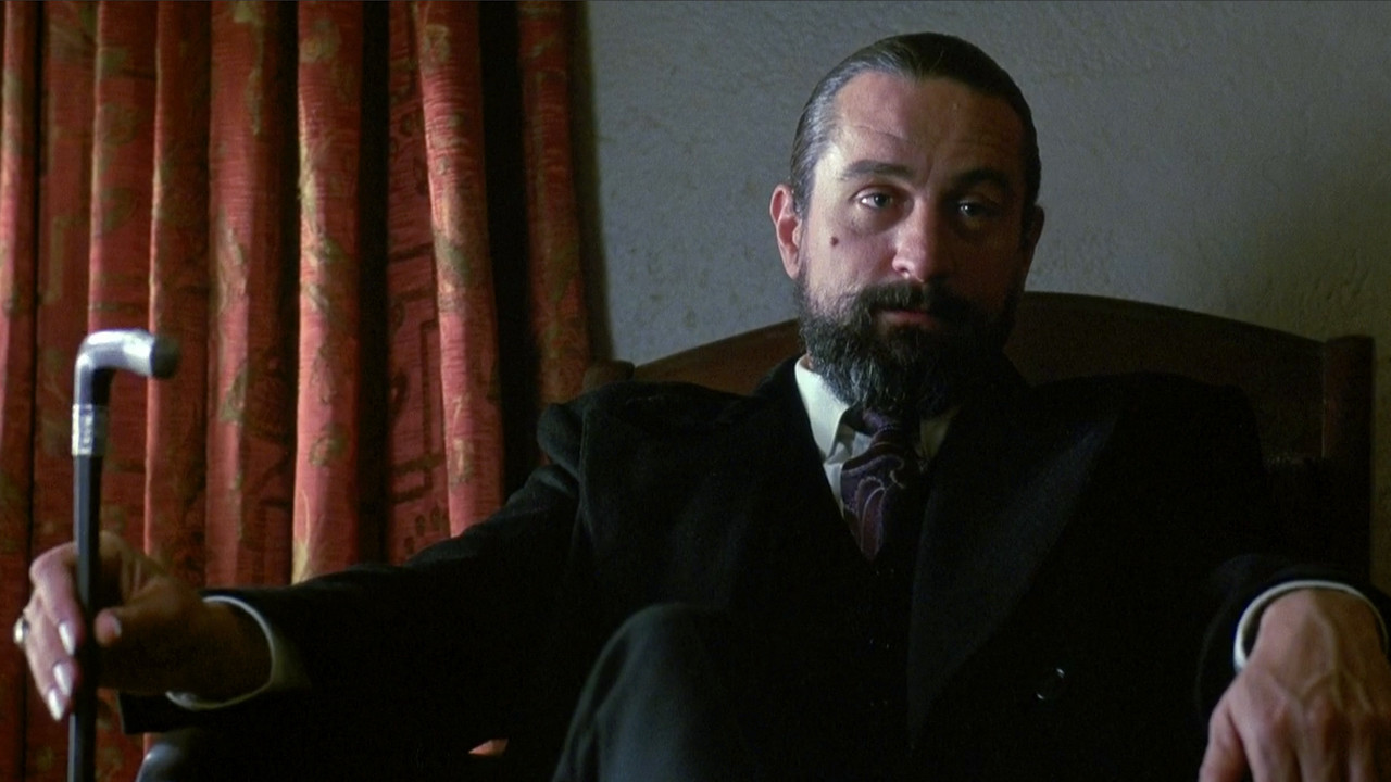Louis Cyphre (Robert De Niro) in Angel Heart (1987)
