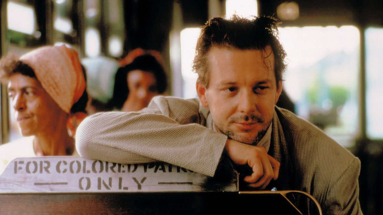 Harry Angel (Mickey Rourke) in Angel Heart (1987)