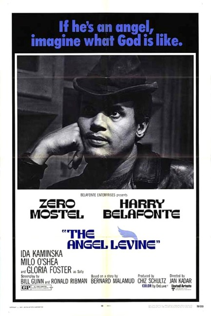 The Angel Levine (1970) poster