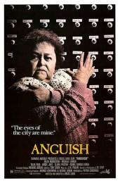 Anguish (1987) poster