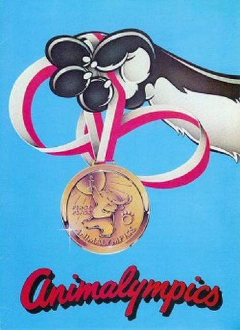 Animalympics (1979) poster