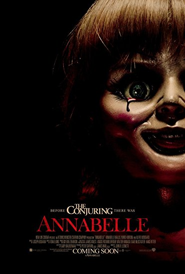 Annabelle (2004) poster