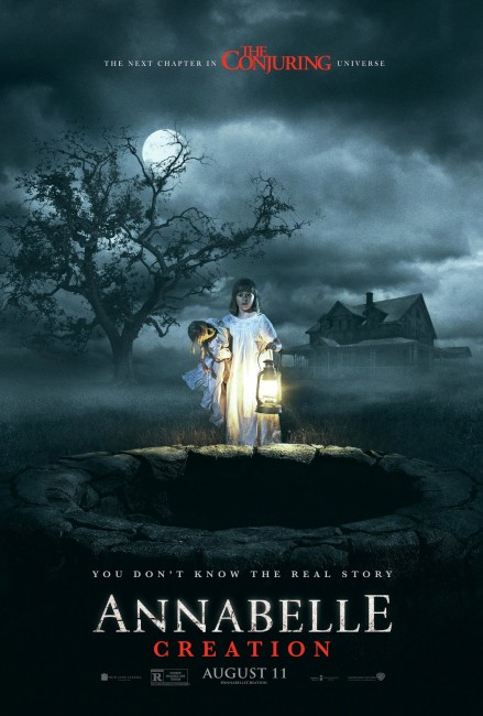 Annabelle Creation (2017) poster