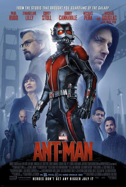 Ant-Man (2015) poster