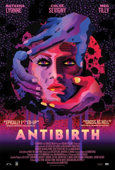 Antibirth (2016) poster