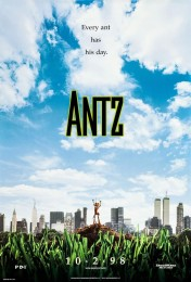 Antz (1998) poster