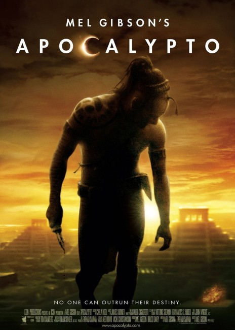 Apocalypto (2006) poster