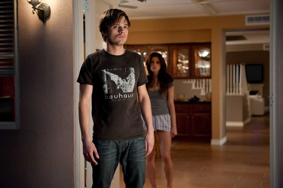 Sebastian Stan and Ashley Greene investigate hauntings in The Apparition (2012)
