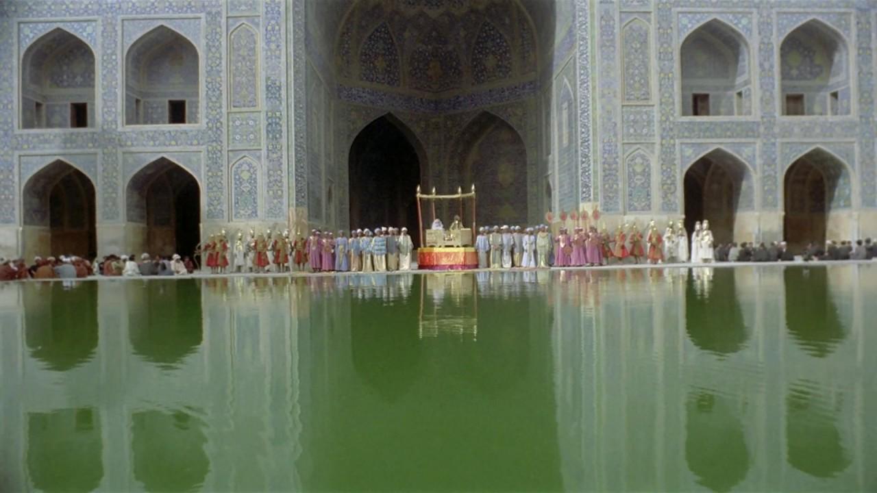 Arabian Nights (1974) - the first Arabian Nights film shot on location in the real Arabia