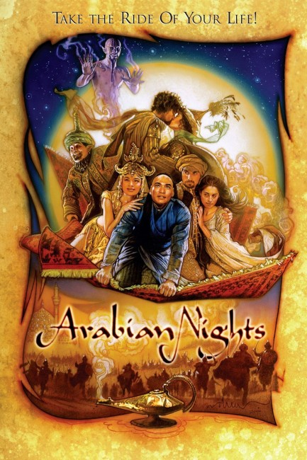 Arabian Nights (2000) poster